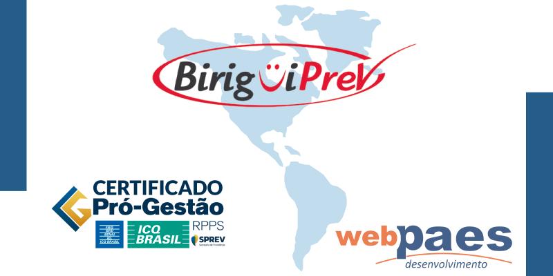 Mais um cliente da Web Paes obteve certificação Pró-Gestão